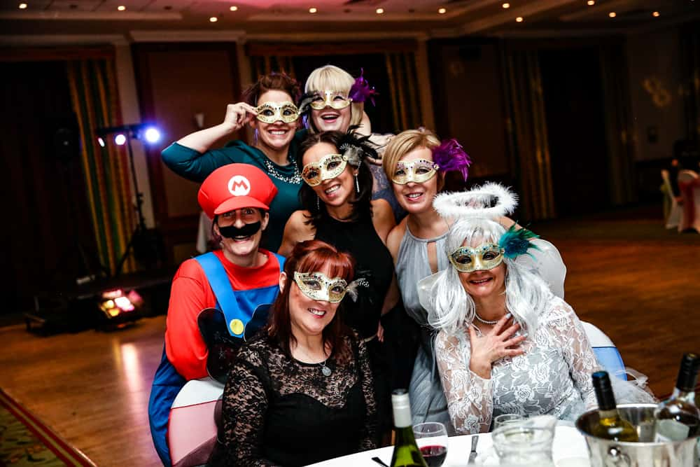 Fancy Dress Christmas Party