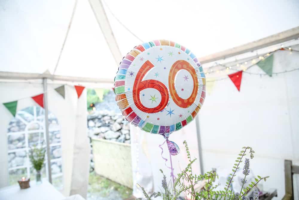 60th Birthday Photographer
