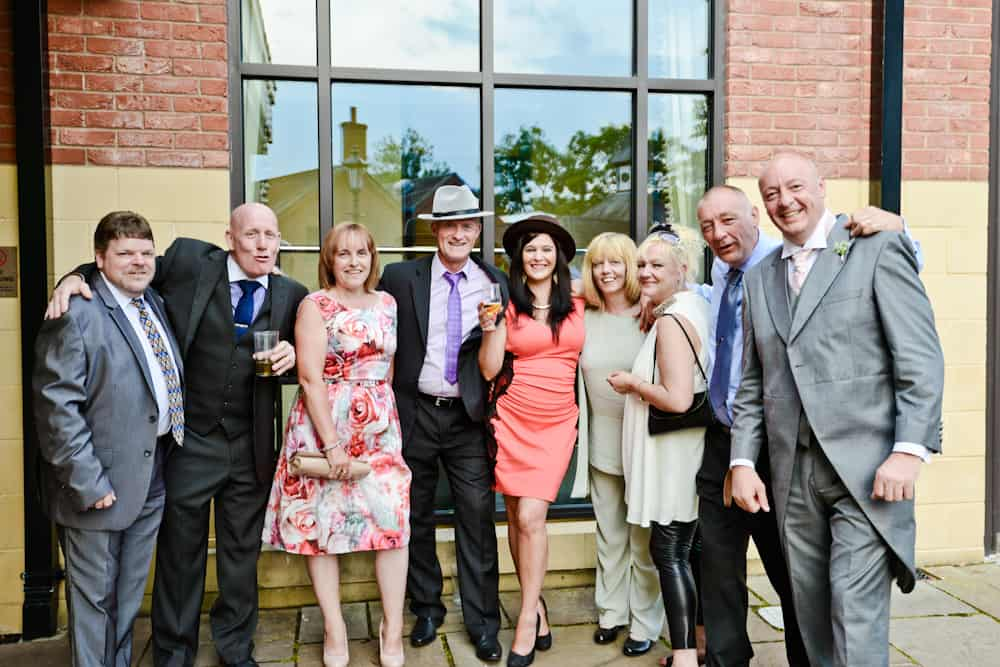 Rookery Hall Event Photographer