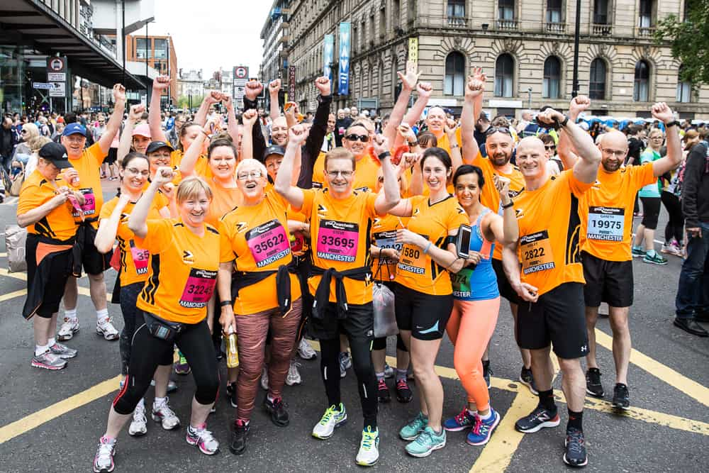 Manchester 10K Run Photographer