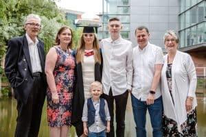 Graduation Photographer Manchester