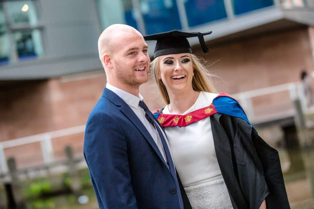 Graduation Photographer Manchester