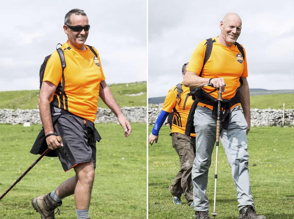 Yorkshire 3 Peak Challenge Photographer