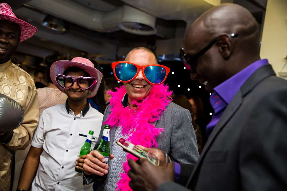 Corporate Party Photography
