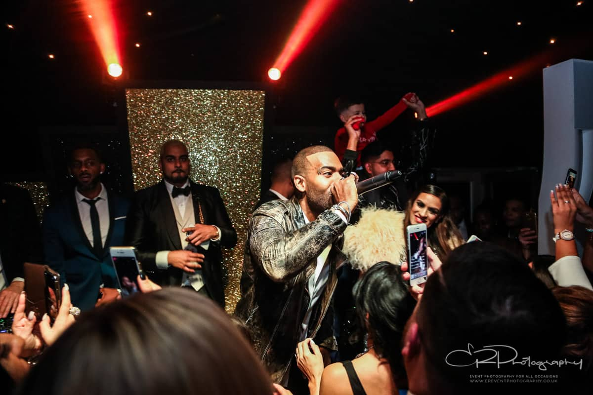 Umar Kamari's 30th Birthday Party - Copyright Protected