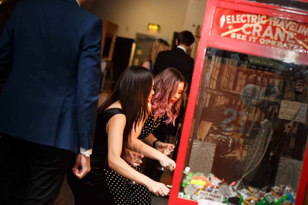 Manchester Football Museum Event Photography
