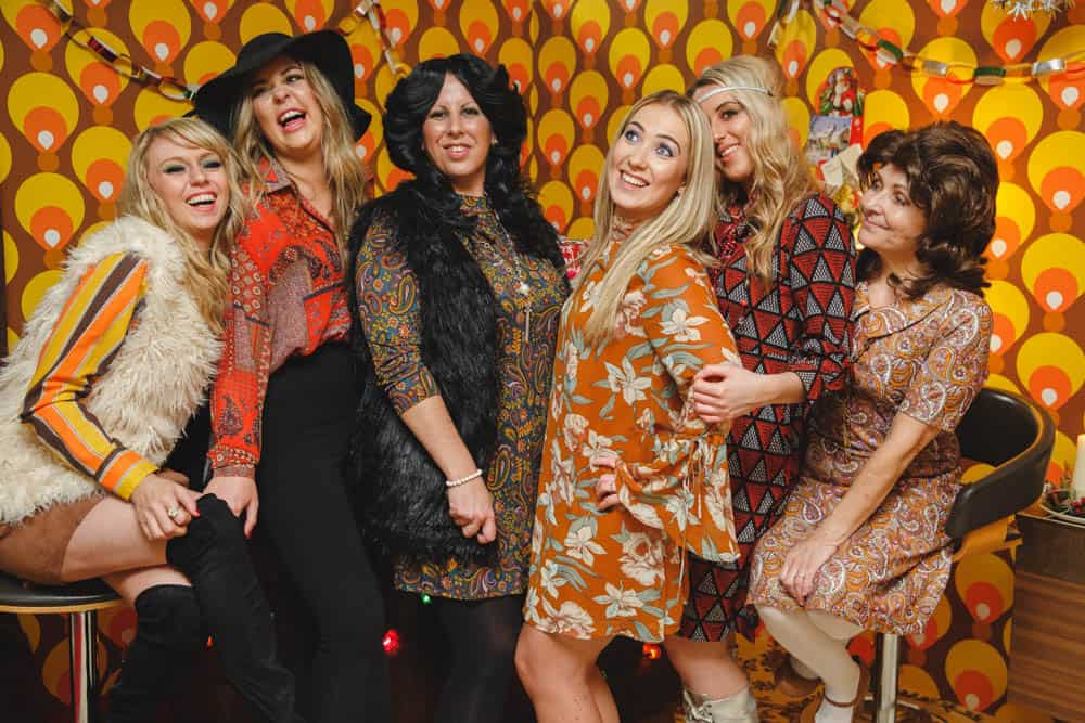 70s Christmas.A Real 70 S Inspired Christmas Party Christmas Event
