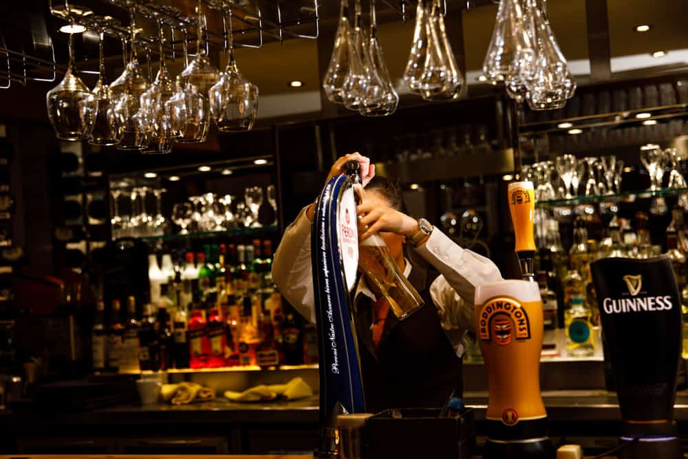 The Bar in Bury