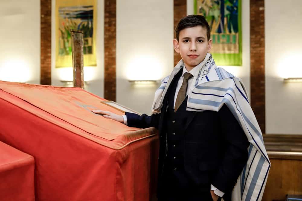 Bar Mitzvah Manchester Reading the Torah