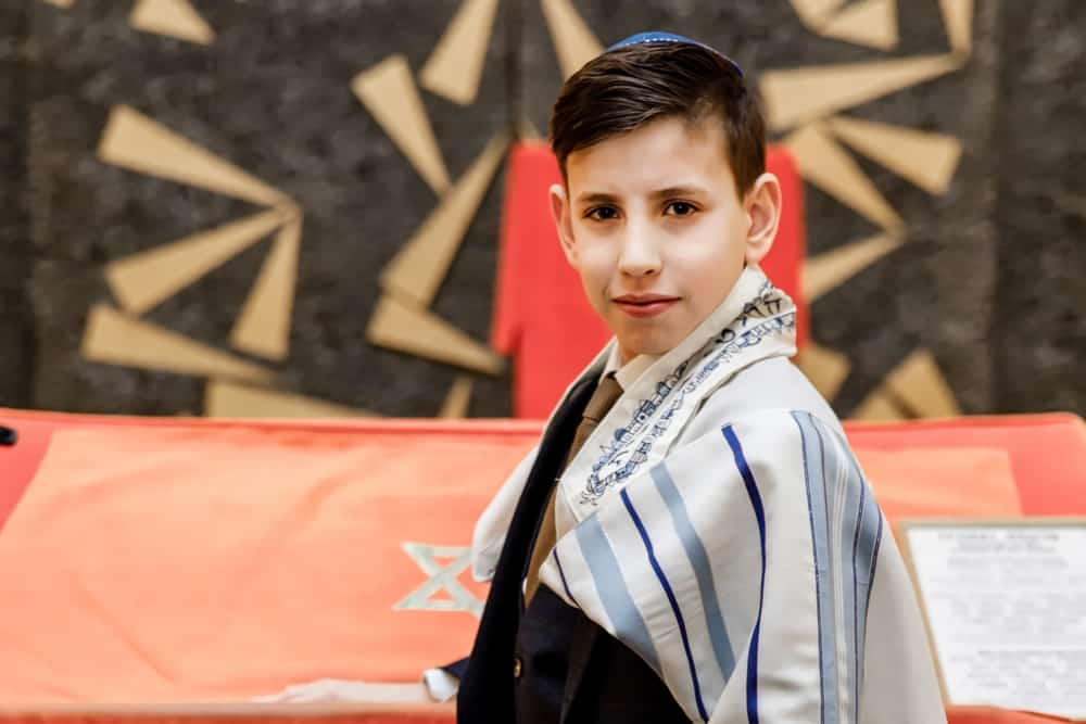 Bar Mitzvah Manchester Reading the Torah