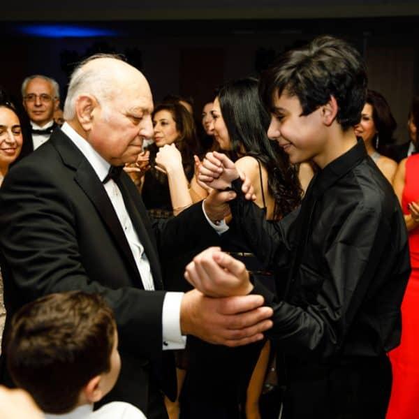 Bar Mitzvah Dancing