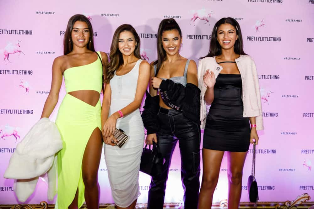 PrettyLittleThing Christmas Party