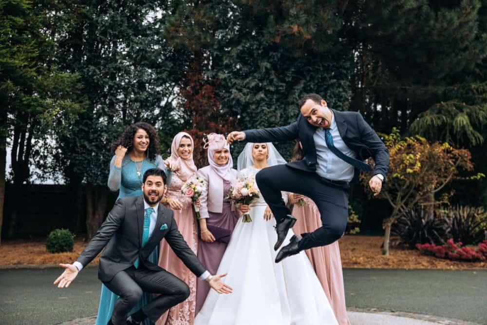 wedding photographer colshaw hall