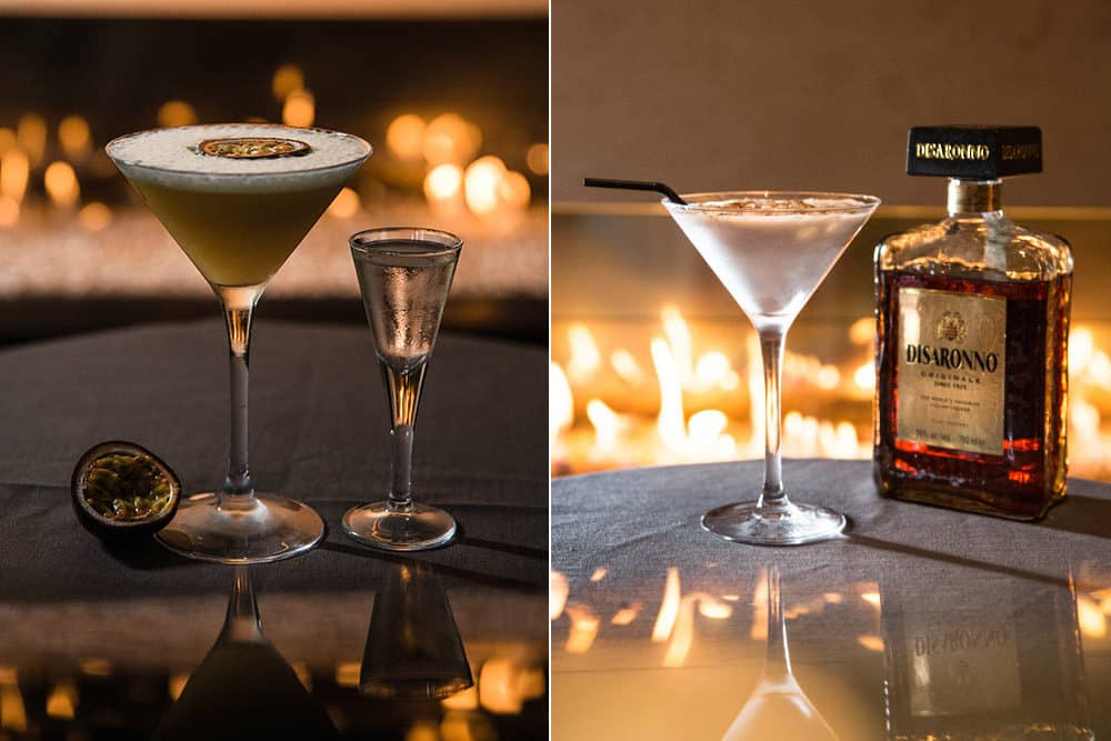 pornstar martini cocktail photo