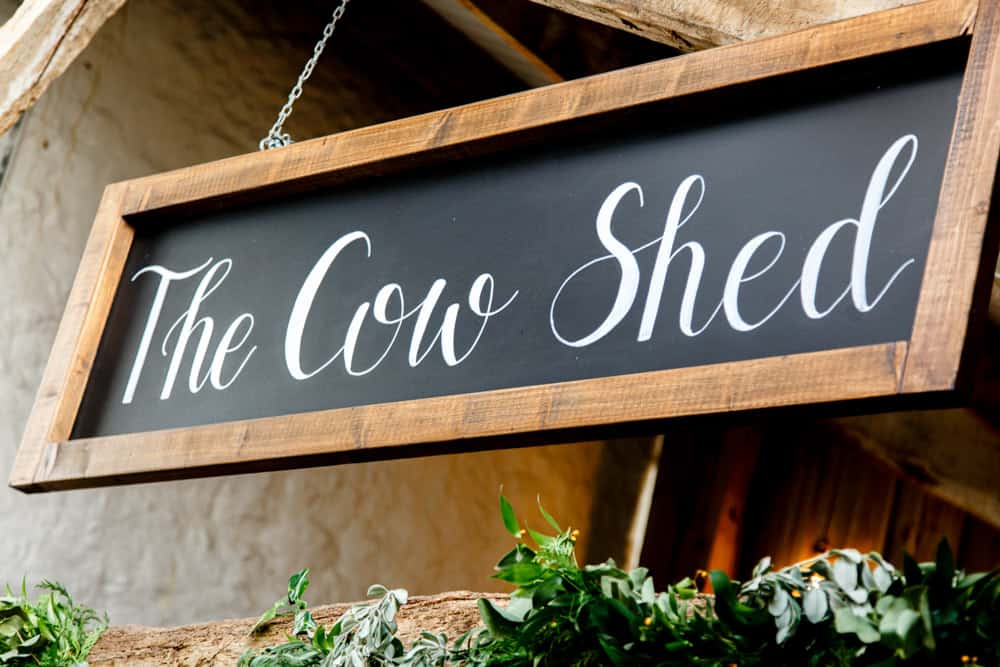 The Cow Shed at Park House Barn