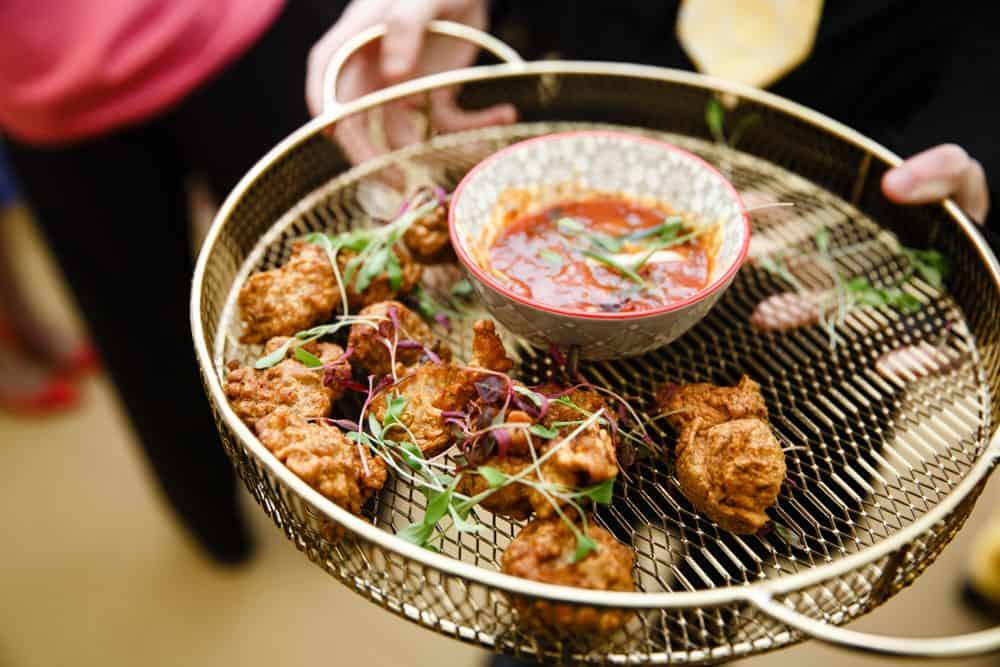 mehndi celebration food ideas